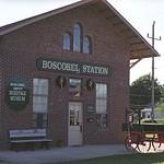 2003 Boscobel Depot Museum   Boscobel, Wisconsin