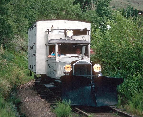 1986-87 Colorado Railroad Museum by ArizonaLorne