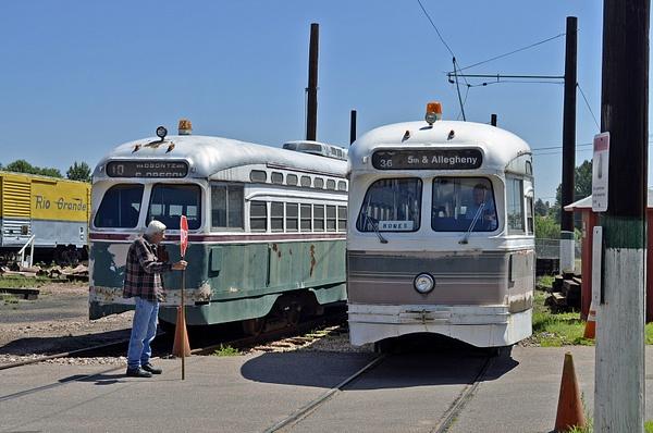 Rail Museums by ArizonaLorne