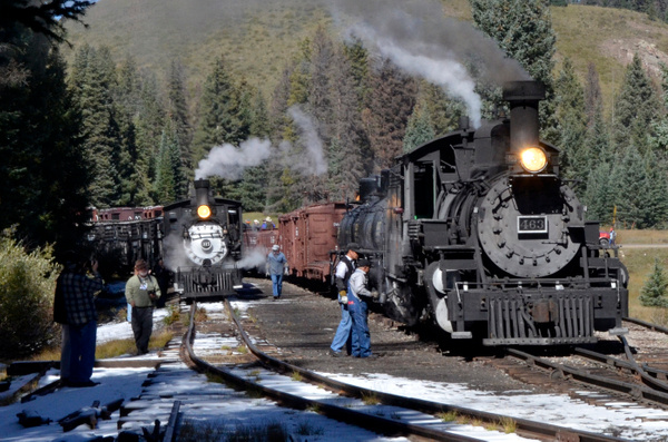 2013-09-29 Chama Steam Excursion by ArizonaLorne