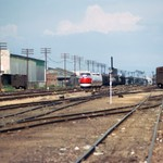 1971 Amtrak Turbo Train: Phoenix-Yuma