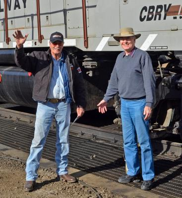 2013 Copper Basin Railway