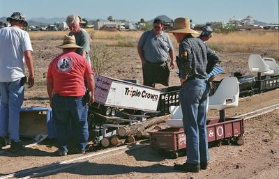 2003 Maricopa Live Steamers ... Fall Meet