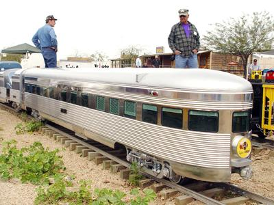 2005 Maricopa Live Steamers ... Spring Meet