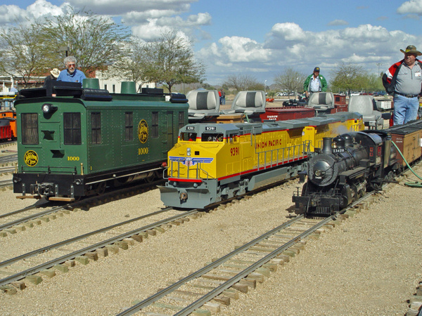 2006 Maricopa Live Steamers ... Spring Meet by...