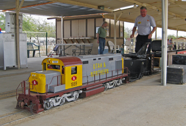 2009 Maricopa Live Steamers ... Spring Meet by...