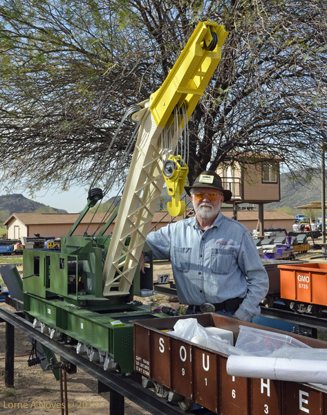 2014 Maricopa Live Steamers ... Spring Meet by...