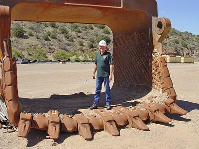 2006 Bagdad Mine Trip