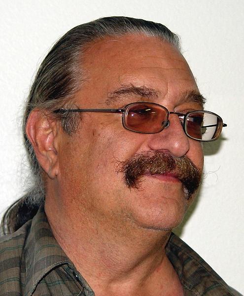 Larry McEachron = G by ArizonaLorne