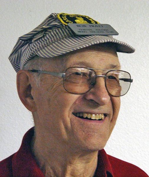 Bob Pratt = HO,On30 by ArizonaLorne