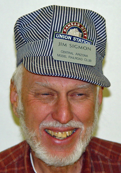 Jim Sigmon = G by ArizonaLorne