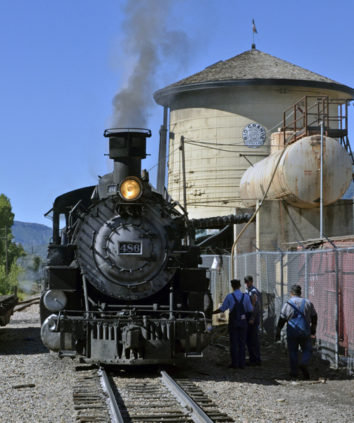 2014 Work Train Special by ArizonaLorne