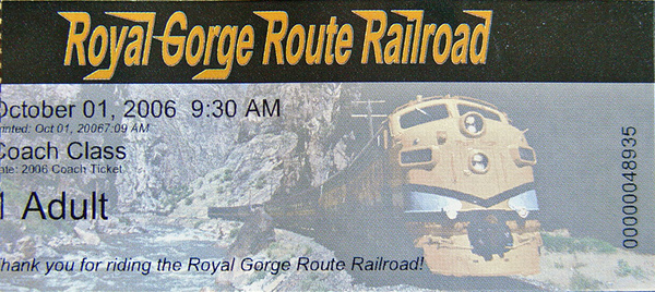 2006 Royal Gorge by ArizonaLorne