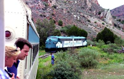 2004 Verde Canyon Rwy