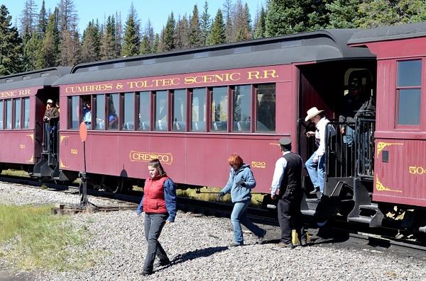 2014-10-02 #487 to Cumbres Pass by ArizonaLorne