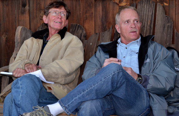 2014 Larry Spencer retires as Motorman by ArizonaLorne...