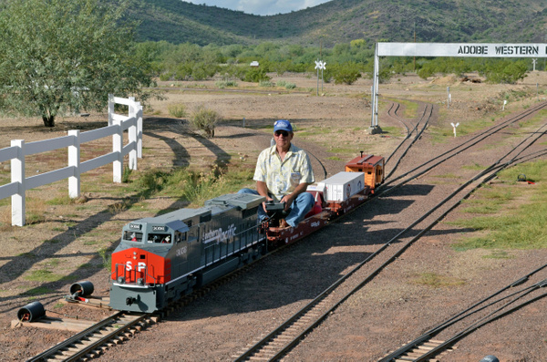 2014 Maricopa Live Steamers ... Fall Meet by...