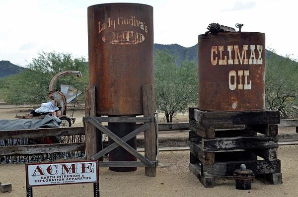 2014 Maricopa Live Steamers ... Fall Meet by ArizonaLorne