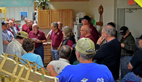 2014-11 Wyoming Div. Operating Session & BBQ by...