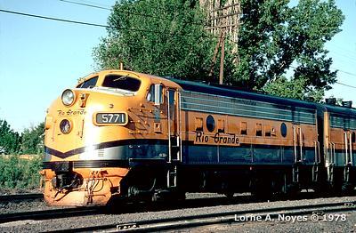 1978 Rio Grande Zephyr