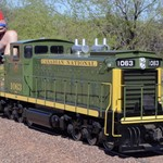 2015 Maricopa Live Steamers - Spring Meet