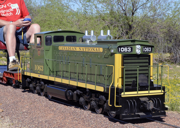 2015 Maricopa Live Steamers - Spring Meet by ArizonaLorne