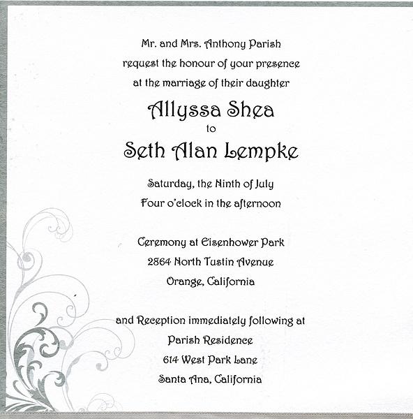 Seth & Allyssa Wedding by ArizonaLorne by ArizonaLorne