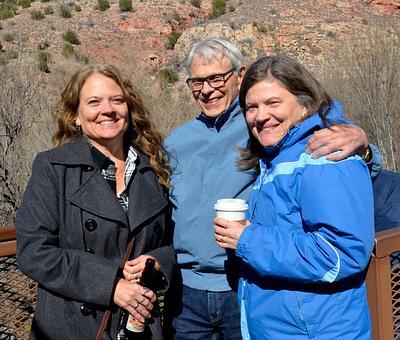 Bob Ellis' 80th Birthday Trip