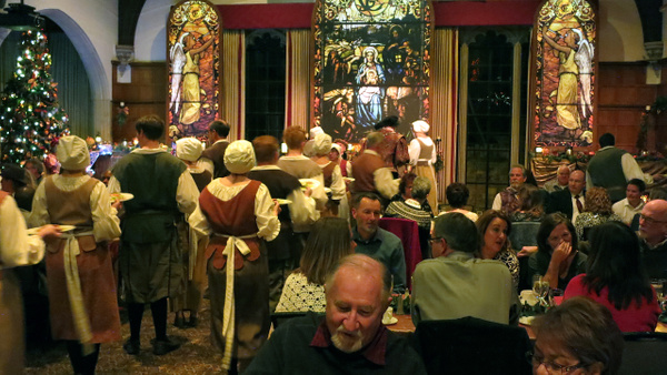 Main Banquet Room by ArizonaLorne