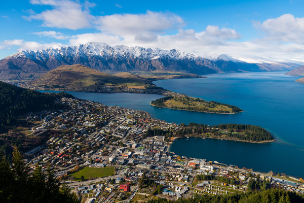 Queenstown by AudreyMyre