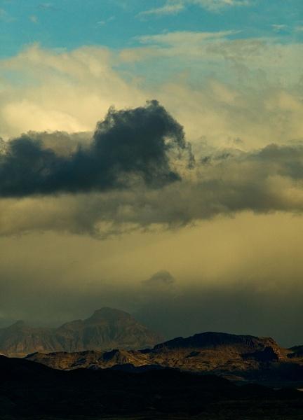 Terlingua Sky-20 by Clyde Replogle