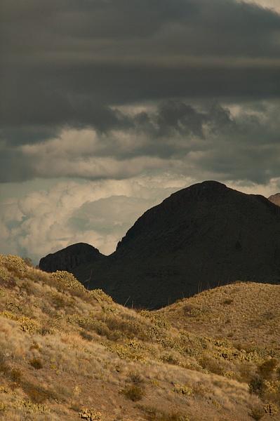 Terlingua Sky-28 by Clyde Replogle