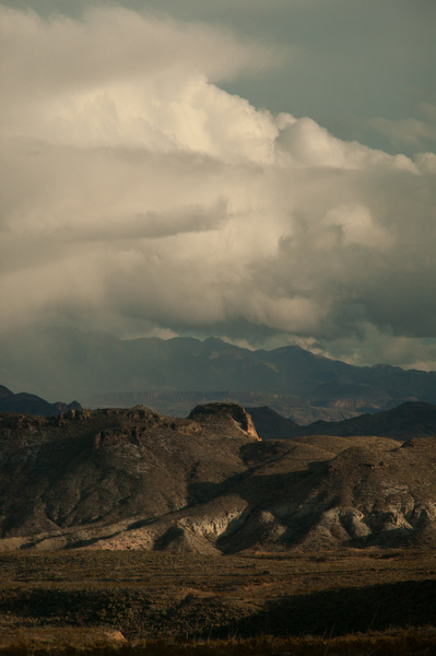 Terlingua Sky-32 by Clyde Replogle