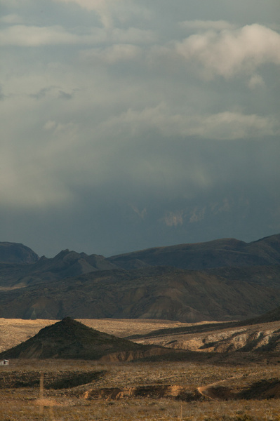 Terlingua Sky-31 by Clyde Replogle
