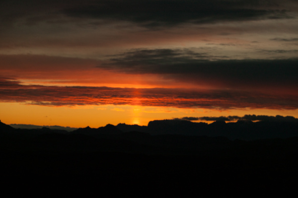 Terlingua Sky-38 by Clyde Replogle