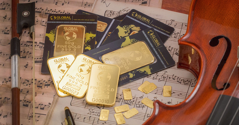 gold is money