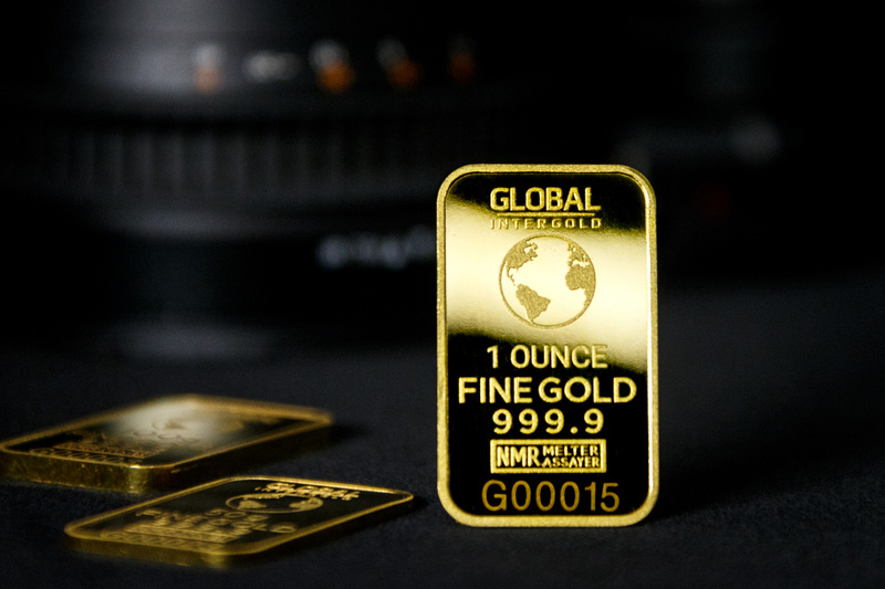 Gold is money (4)