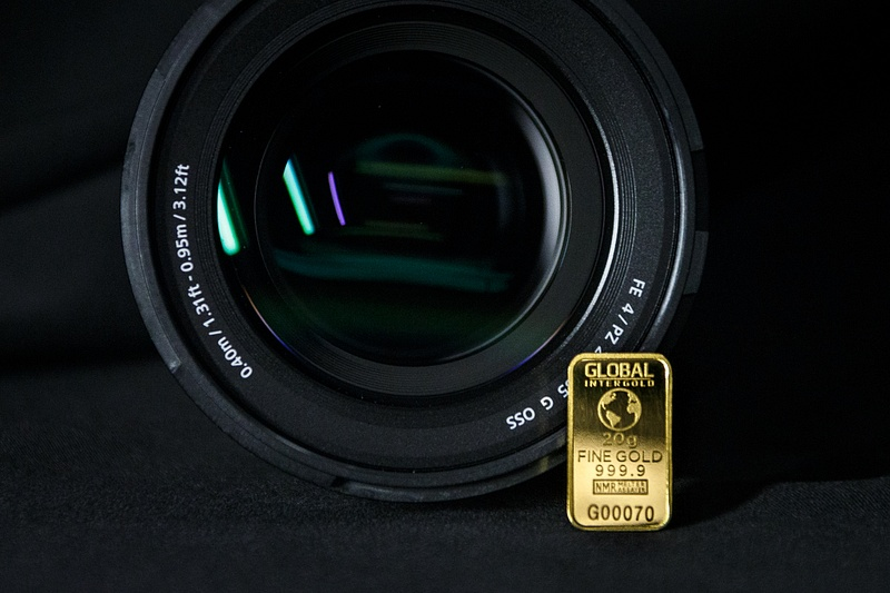 Gold is money (3)