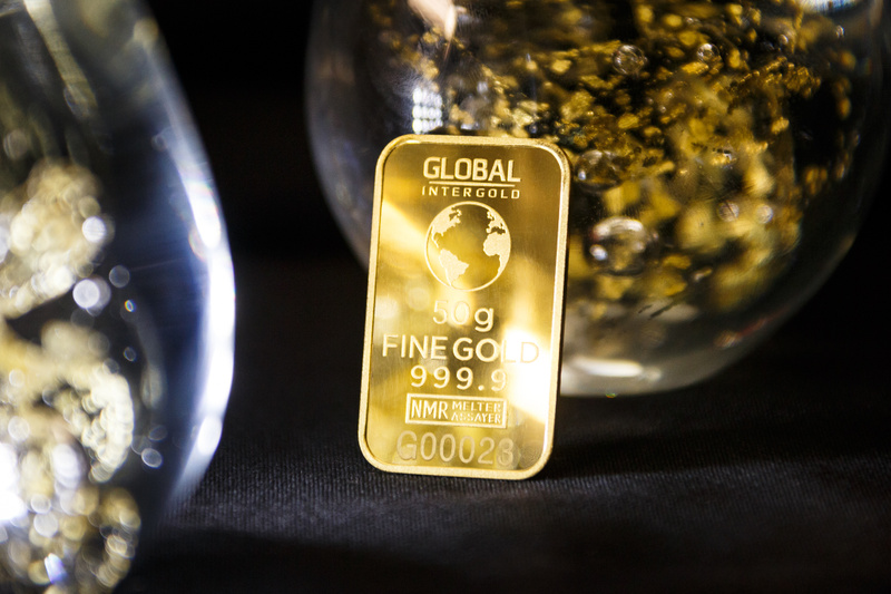 Gold is money (10)