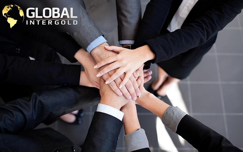 Global InterGold teambuilding