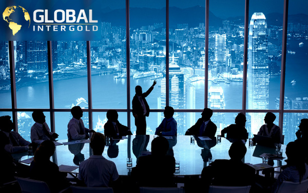Global InterGold team by Starkkarllois