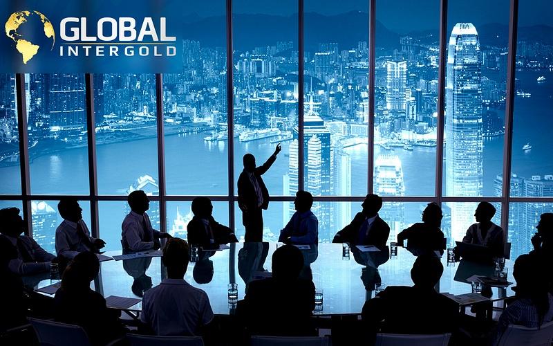Global InterGold team