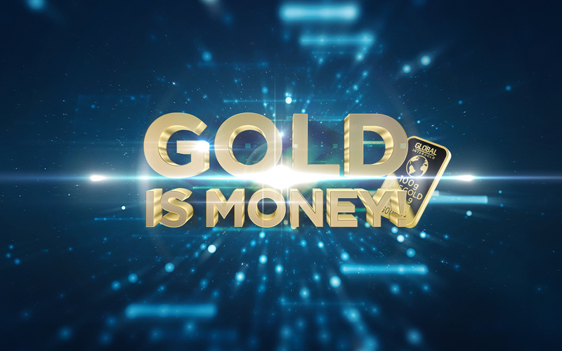 Gold is money (1)