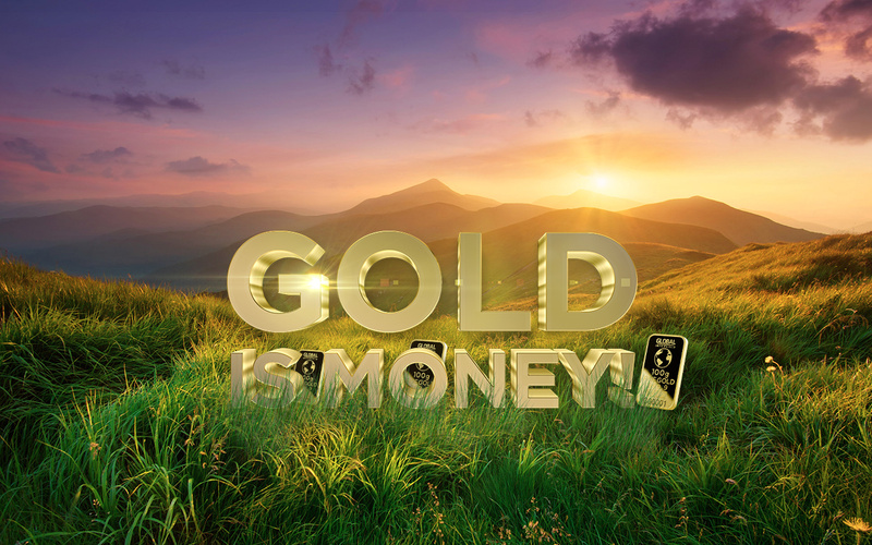 Gold is money (7)