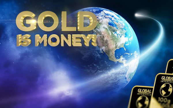 Gold is money  (34) by Starkkarllois
