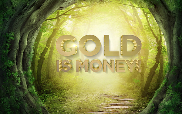 Gold is money  (24) by Starkkarllois