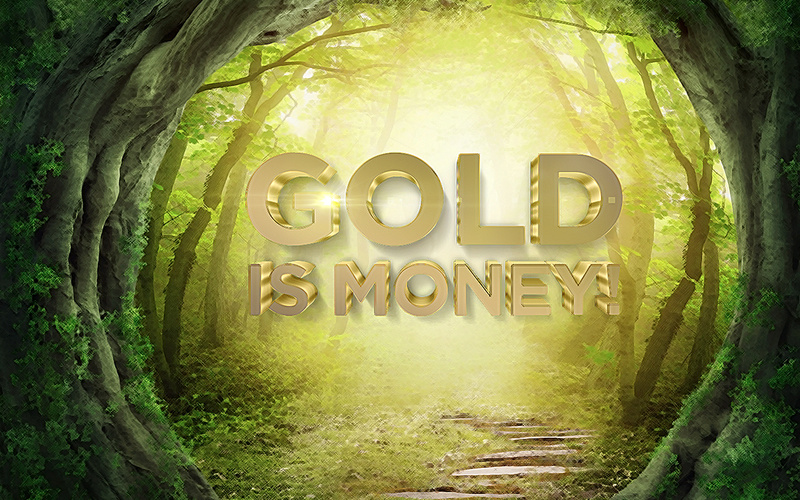 Gold is money  (24)