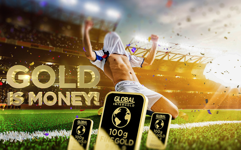 Gold is money  (25)