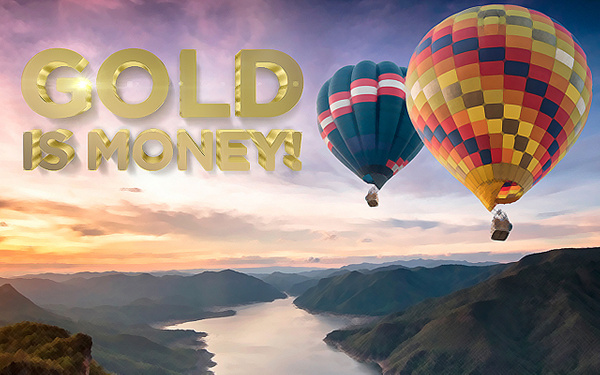 Gold is money  (23) by Starkkarllois