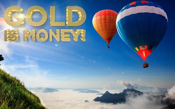 Gold is money  (29) by Starkkarllois